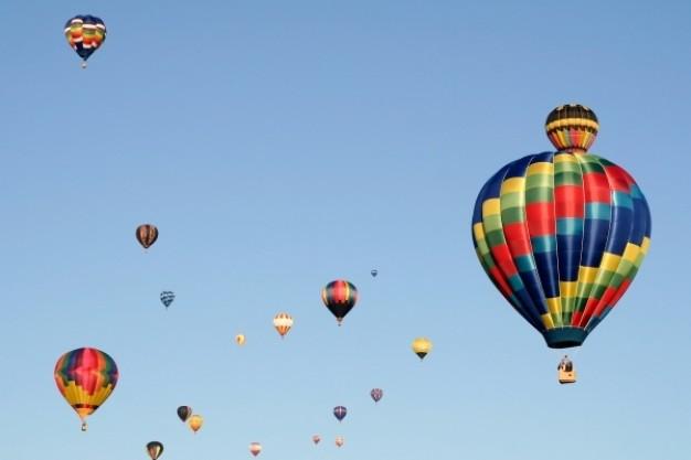 Har du prøvet ballonflyvning?