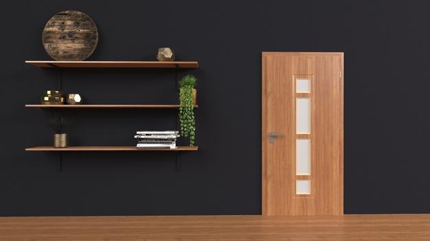 Sådan kan du indrette din vægreol