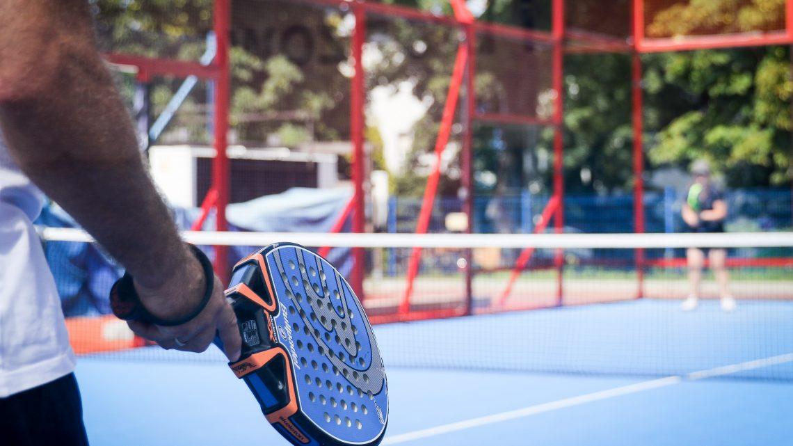 Gør dig klar til padel tennis