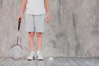 Få nogle gode badminton sko